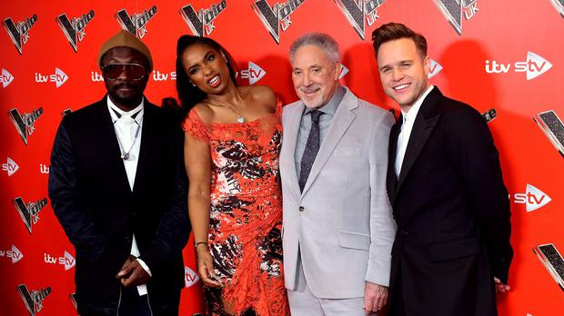 The Voice coaches failed to save Simon Davies (Ian West/PA)