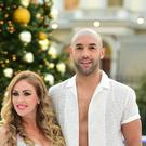 Alex Beresford and Brianne Delcourt