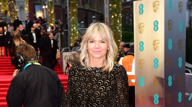Zoe Ball (Ian West/PA)