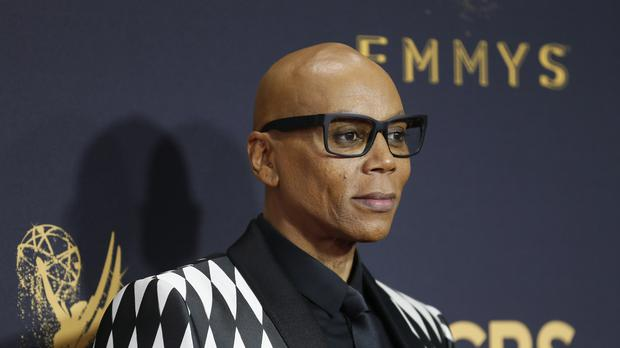RuPaul: Drag is political and combats male-dominated culture (Danny Moloshok/Invision/AP)