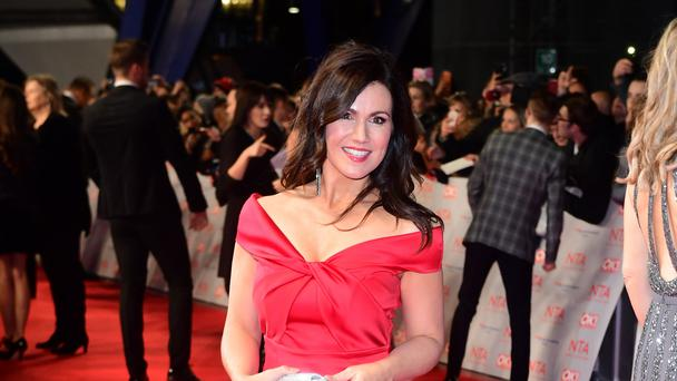 Susanna Reid hails supporters after hitting out at 'unkind' trolls (Ian West/PA)