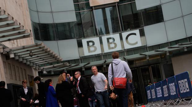 BBC presenters are reportedly threatening to revolt (Anthony Devlin/PA)