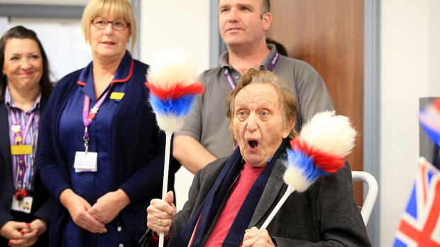 Sir Ken Dodd illness
