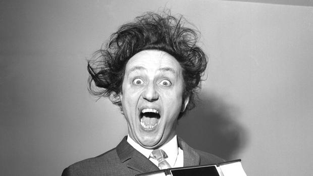 Sir Ken Dodd kept us laughing for decades (PA)