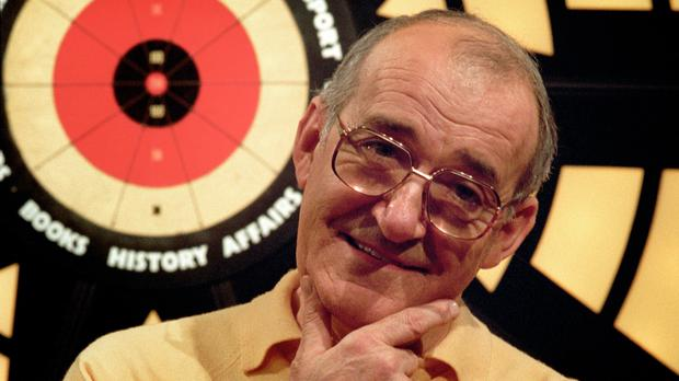 Bullseye presenter Jim Bowen (Graham Chadwick/EMPICS Sport/PA)