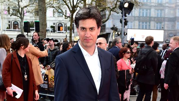 Former Labour leader Edward Miliband won an award for his podcast (Ian West/PA)