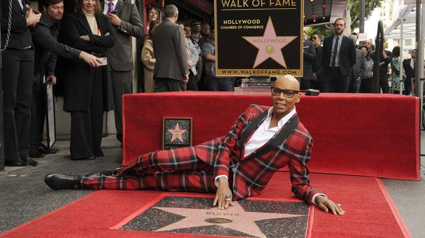 RuPaul said it was the greatest moment of his career (Chris Pizzello/AP)