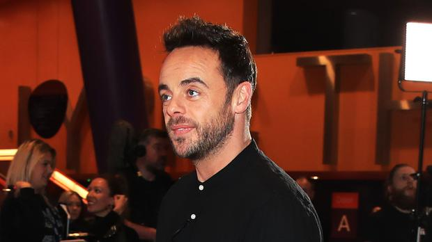 Ant McPartlin has been released under investigation after his drink driving arrest (Peter Byrne/PA)