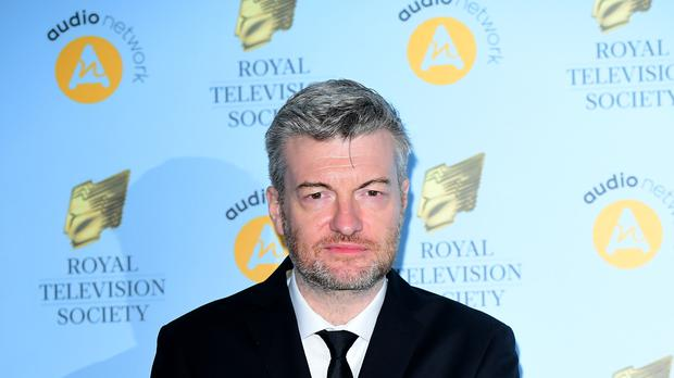 Charlie Brooker (Ian West/PA)