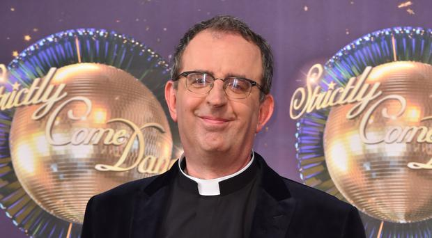 Rev Richard Coles hits out at BBC over tax arrangements
