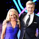 Christopher Dean was speaking at the launch of the Dancing On Ice tour (Ian West/PA)