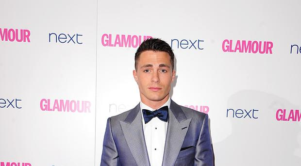 Colton Haynes pays emotional tribute to his mother who has died