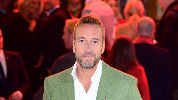 Ben Fogle is about to tackle Mount Everest (PA)