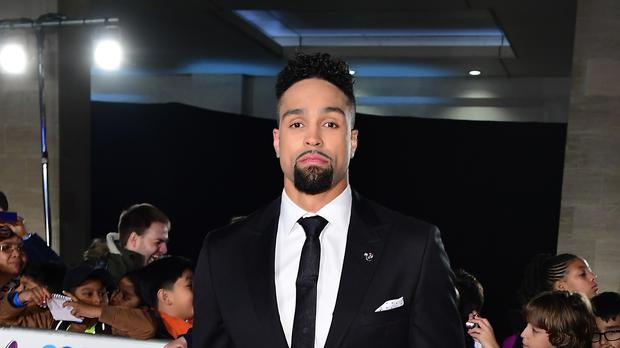 Ashley Banjo (Ian West/PA)
