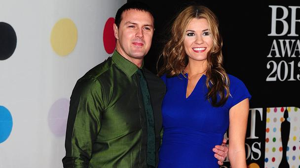 Paddy McGuinness and wife Christine Martin (Ian West/PA)