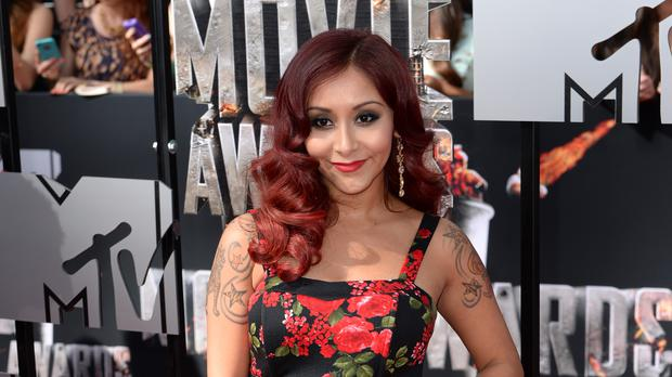 Image result for snooki parents