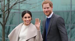 Prince Harry and Meghan Markle are set to walk down the aisle in May (Niall Carson/PA)