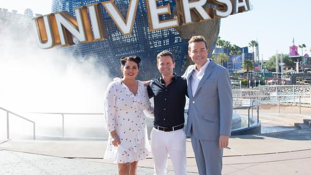 Saturday Night Takeaway drops in viewers for series finale (ITV)