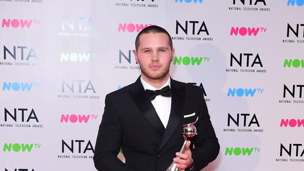 EastEnders star Danny Walters will take on a 20-mile obstacle course for charity (Ian West/PA)
