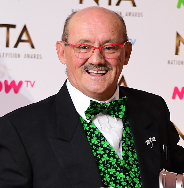 Brendan O'Carroll. Photo: PA