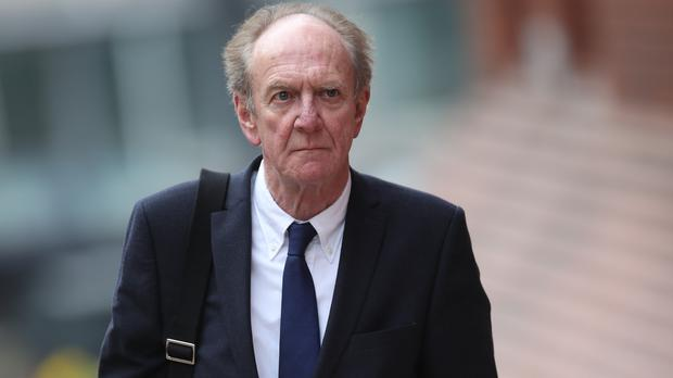 Former Coronation Street director Tim Dowd arrives at Leeds Crown Court (Danny Lawson/PA)