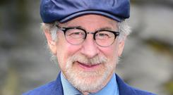 Steven Spielberg has been linked to Quibi (Ian West/PA)