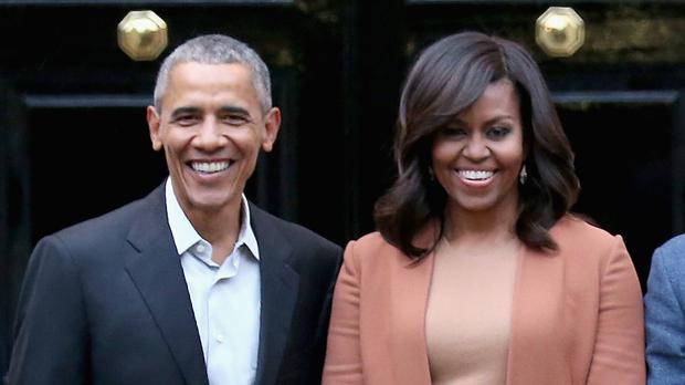 The film was backed by Michelle and Barack Obama's production company (Chris Jackson/PA)