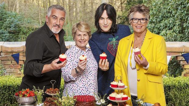 GBBO (Love Productions/Channel 4/Mark/PA)