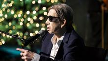 Shane MacGowan pictured at The Late Late Show Busk for Simon, in aid of the Simon Community, at RTE, Donnybrook, Dublin, which aired December 18th 2020. Picture Andres Poveda