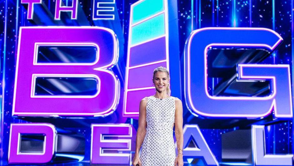 Vogue Williams on the Big Deal