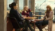 What lies beneath: Shailene Woodley, Reese Witherspoon and Nicole Kidman in Big Little Lies