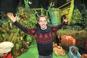 Ryan Tubridy will get us all in the festive mood when he presents The Toy Show on Friday night