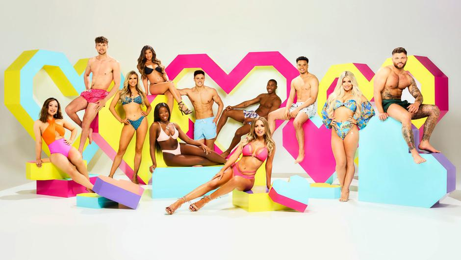 This year's Love Island cast