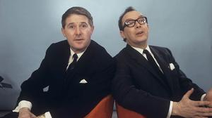 Morecambe and Wise: The Lost Tapes could have done with more Eric and Ernie and fewer irrelevant talking heads witlessly prattling on