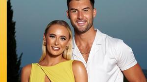 Millie and Liam, who won this year's Love Island