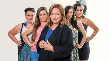 Mentor: In her new show 'Norah's Traveller Academy', Norah Casey aims to develop business skills of young Traveller women