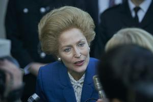 Bluecoat: Gillian Atkinson's portrayal of Margaret Thatcher in The Crown is so good, she should be in Fine Gael