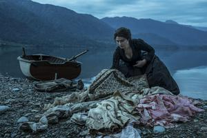 Screen presence: Eve Hewson as Anna Wetherell in The Luminaries