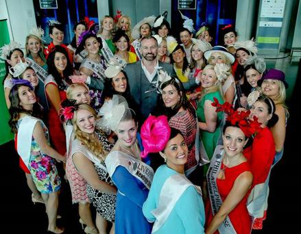The Rose of Tralee with Daithi O Se - but the town has taken a battering from the recession
