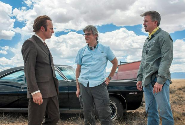 The set of Better Call Saul