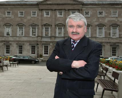 Willie O'Dea is the Fianna Fail TD for Limerick City