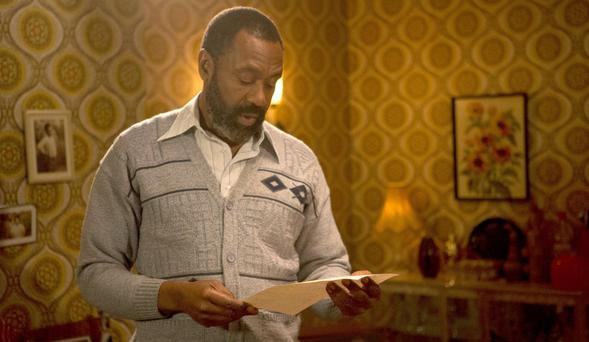 Lenny Henry in Danny and the Human Zoo
