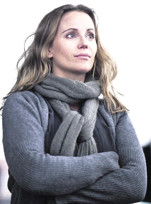 The Bridge's Sofia Helin