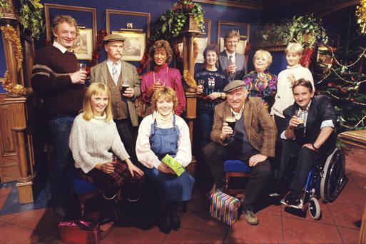 Soap and glory: Holy God, it's the cast of Glenroe