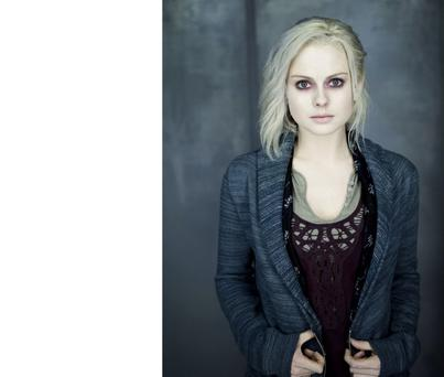iZombie: Rose McIvor plays Liz.