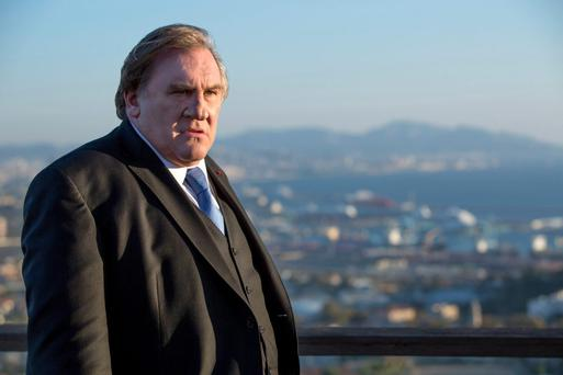 Gérard Depardieu in Marseille