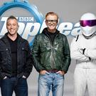 Top trumps: Top Gear is back, but not as we know it.