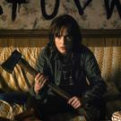 Winona Ryder in 'Stranger Things', shown on Netflix