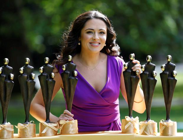 Once ubiquitous: Gráinne Seoige has seen her profile plunge in recent years
