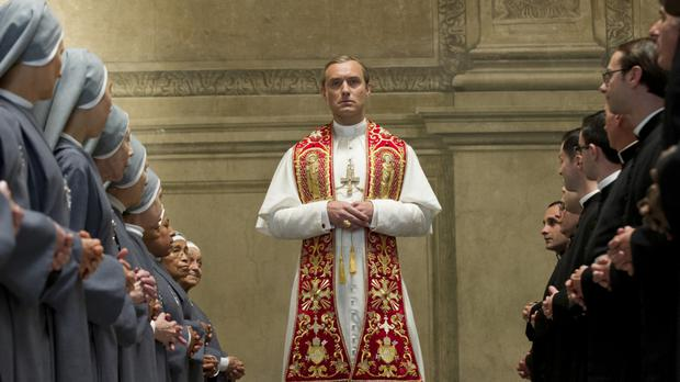 Canon Law: Jude Law excelled in The Young Pope